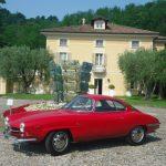 ALFA ROMEO Giulia 1600 Sprint Speciale 1964